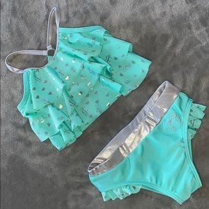 2piece Juicy Couture baby bikini 👙